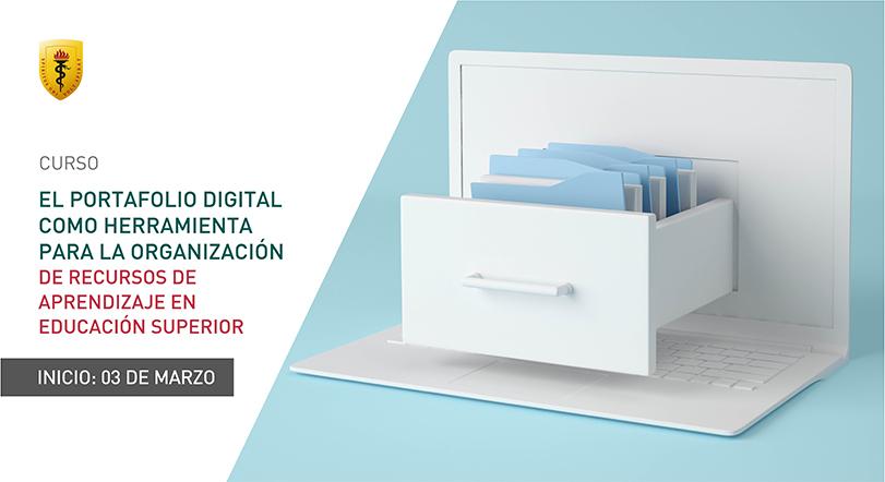 El portafolio digital como herramienta para la organización de recursos de aprendizaje en educación superior